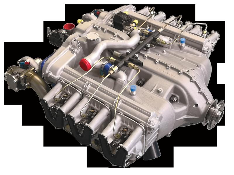 GF56 Aircraft Engine | CMD Avio, a Loncin Company · CMD
