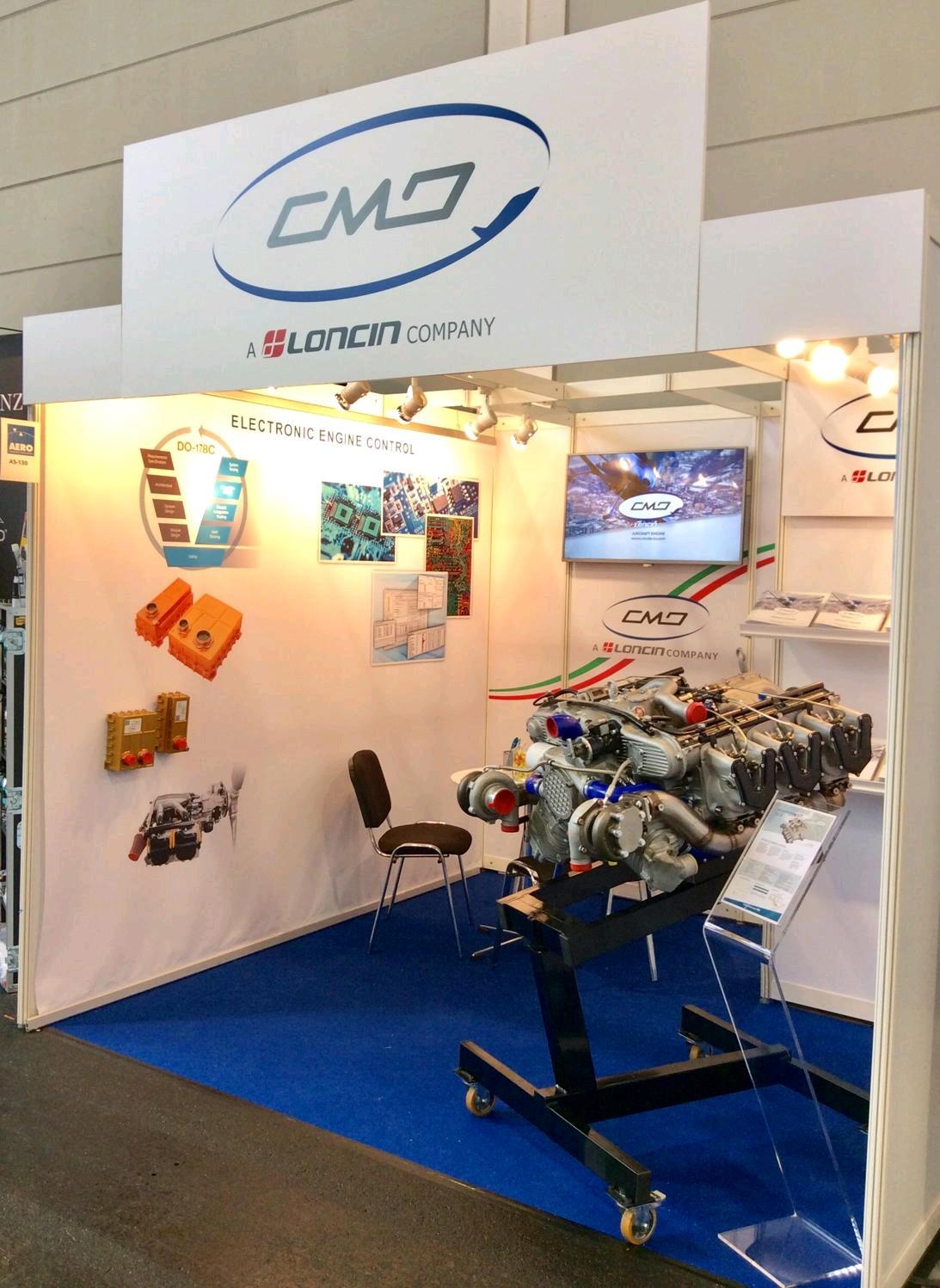 AERO Friedrichshafen: CMD is stronger than ever! | CMD Avio